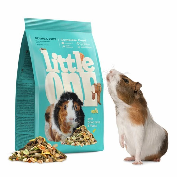LOGO_Little One Feed for guinea pigs