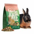 """LOGO_Little One """"Green Valley"""". Fibrefood for rabbits"""