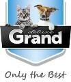 LOGO_GRAND Hunde- und Katzenfutter in Dosen und Beuteln/Pouches