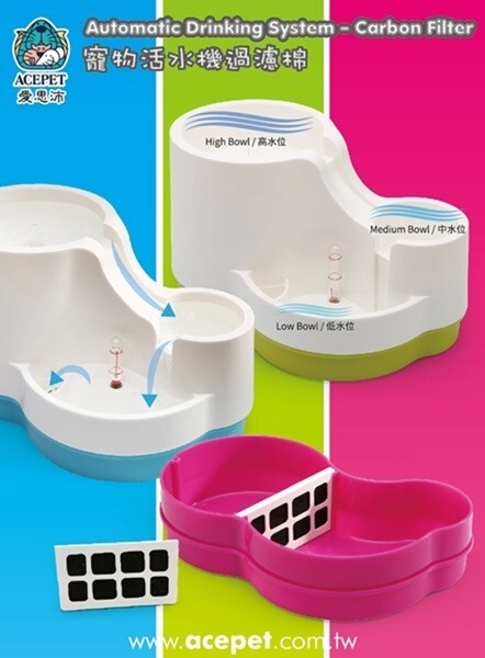 LOGO_Item No. 912 Auto Pet Water Fountain