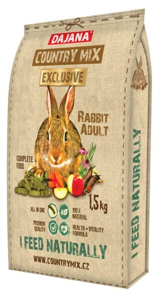 LOGO_COUNTRY MIX EXCLUSIVE Rabbit Adult