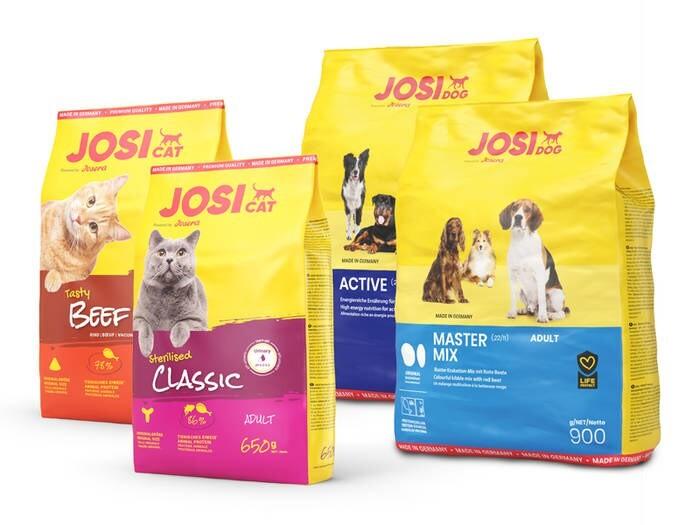 LOGO_JOSI – Die ehrliche Haustierskost aus dem Odenwald