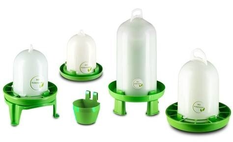LOGO_FS-GREEN-LINE - DRINKERS & AUTOMATIC FEEDERS made of ORGANIC plastic