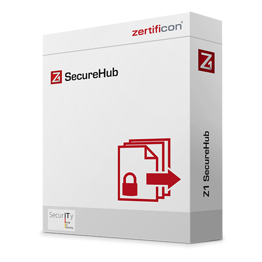 LOGO_Z1 SecureHub – on-premise Secure File Transfer