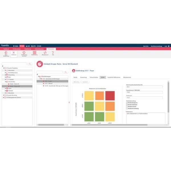 LOGO_fuentis DWM - Dokumentenlenkungssystem