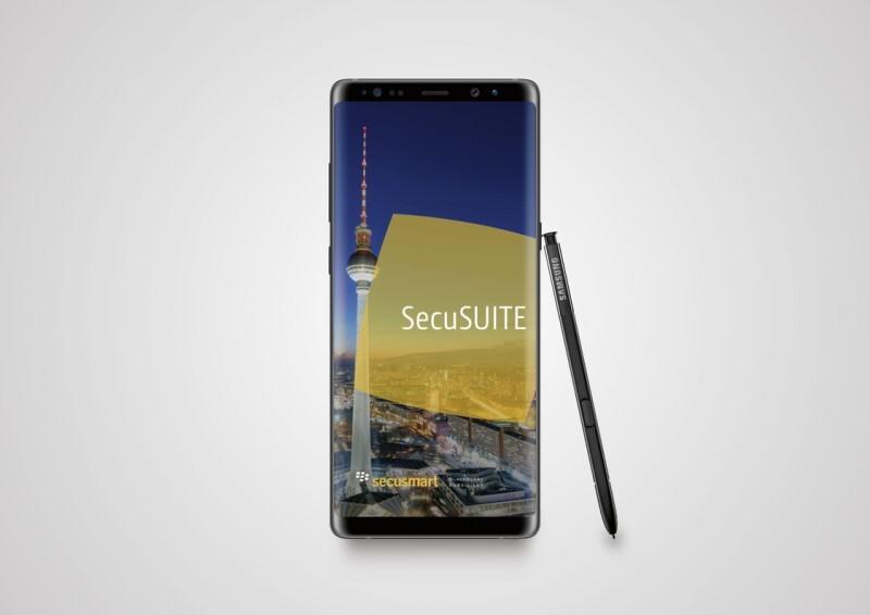 LOGO_SecuSUITE for Samsung Knox