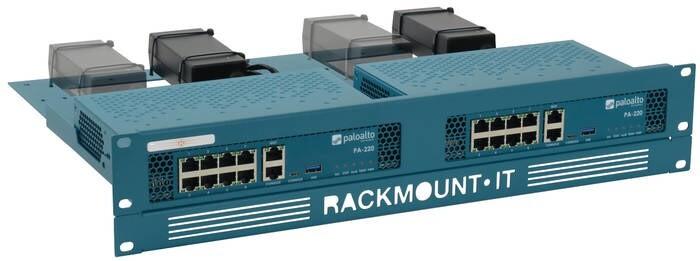 LOGO_RM-PA-T3 - Rack Mount Kit für (2x) Palo Alto PA-220