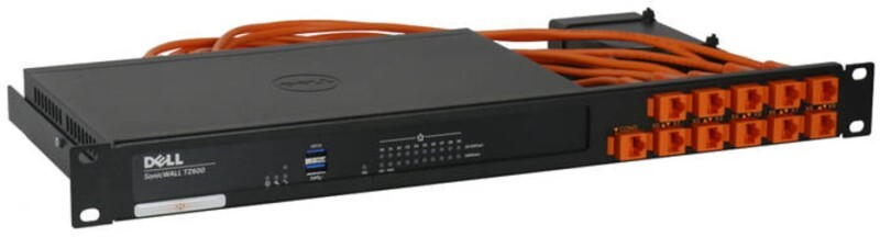 LOGO_RM-SW-T6 - Rack mount kit for SonicWall TZ600