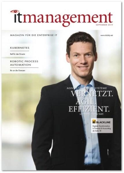 LOGO_it management: Magazine for enterprise IT