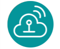 LOGO_Cloud Service: Aerohive WLAN-Management