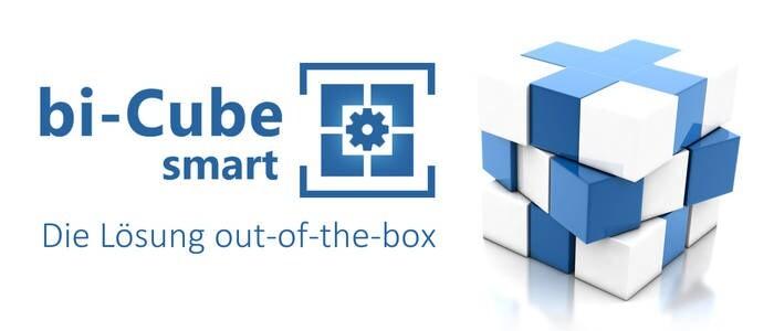 LOGO_bi-Cube smart - eines der ersten IAM Out of the box