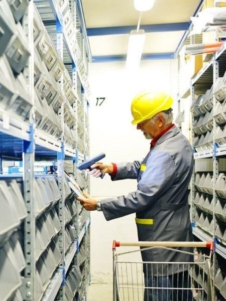 LOGO_Das perfekte WLAN für Industrie und Logistik