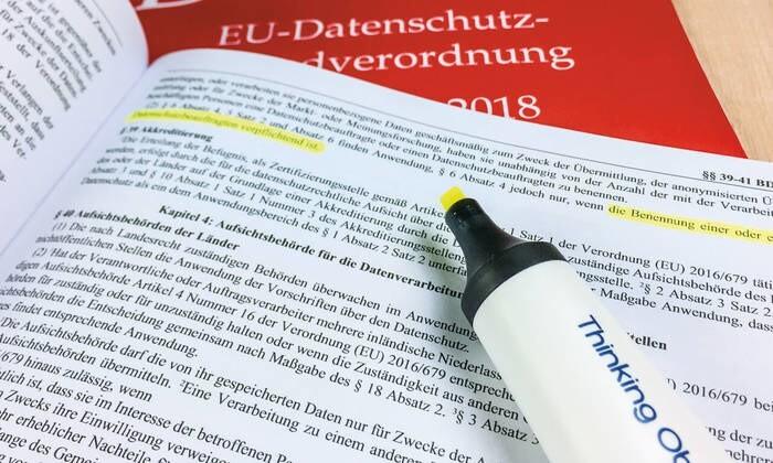 LOGO_Datenschutzbeauftragter und -berater on Demand