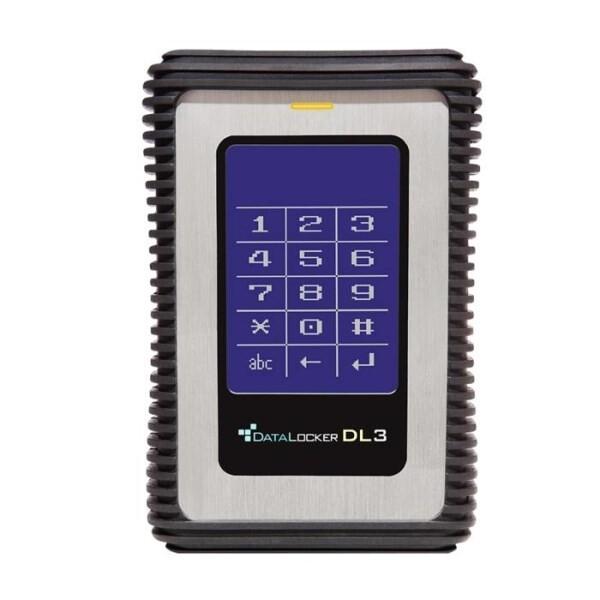 LOGO_DataLocker DL3 Encrypted External Hard Drive