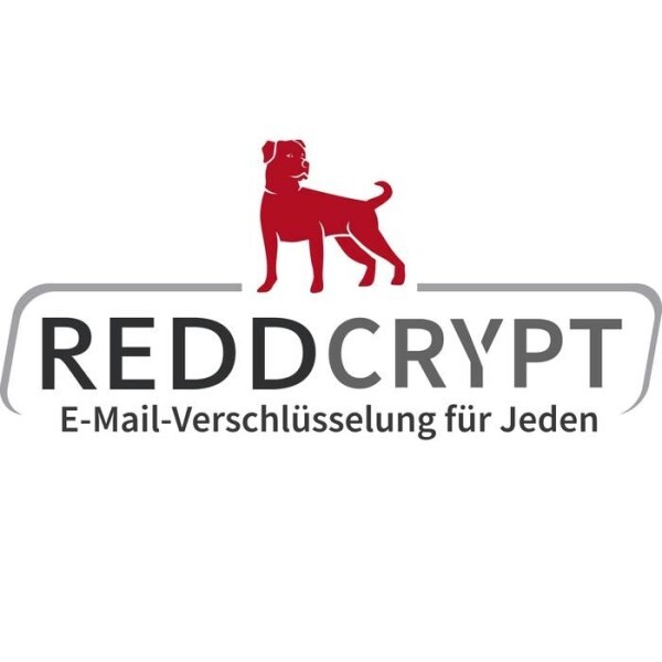 LOGO_REDDCRYPT - Email Encryption for Everyone