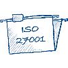 LOGO_ISO 27001 – Der international anerkannte Standard für Ihre IT-Sicherheit