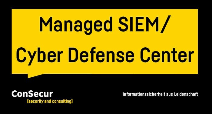 LOGO_Managed SIEM/ Cyber Defense Center