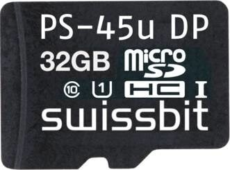 LOGO_Secure microSD Memory Card PS-45u DP