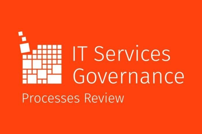 LOGO_IT Services Governance | Processes Review