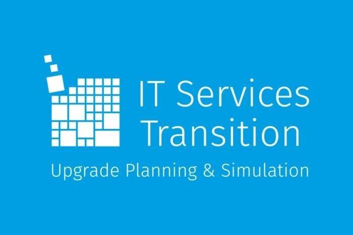 LOGO_IT Services Transition | Upgrade Planning & Simulation