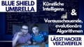 LOGO_Blue Shield Umbrella: Die Lösung mit Vollschutz gegen Schadsoftware