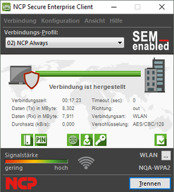 LOGO_Remote Access VPN Clients with central management system