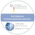 LOGO_Informationsmanagementsysteme (BSI-Grundschutz/ISO 27001)