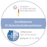 LOGO_Information security management systems (BSI-Grundschutz/ISO 27001)