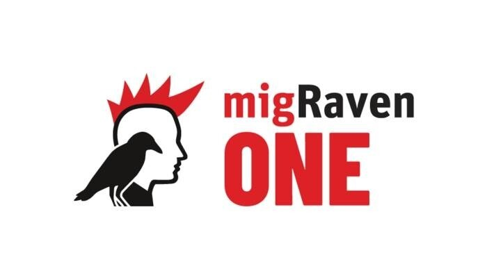 LOGO_migRaven.one – migration and consolidation