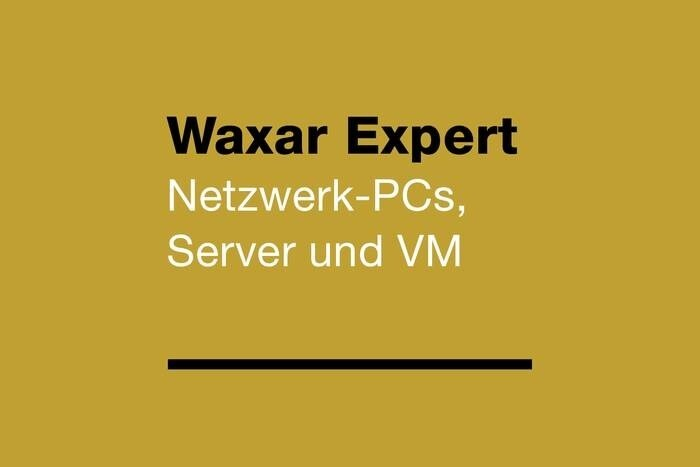 LOGO_Waxar Expert - For network PCs, servers and VMs