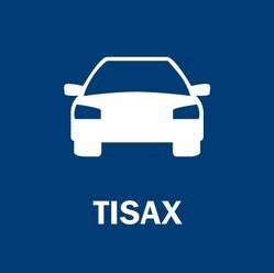 LOGO_TISAX Informationssicherheit in der Automobilindustrie