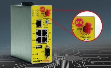 LOGO_Industrie-Router mit zweistufigem Sicherheitskonzept