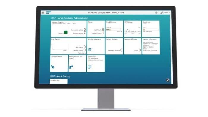 LOGO_SAP HANA and Databases