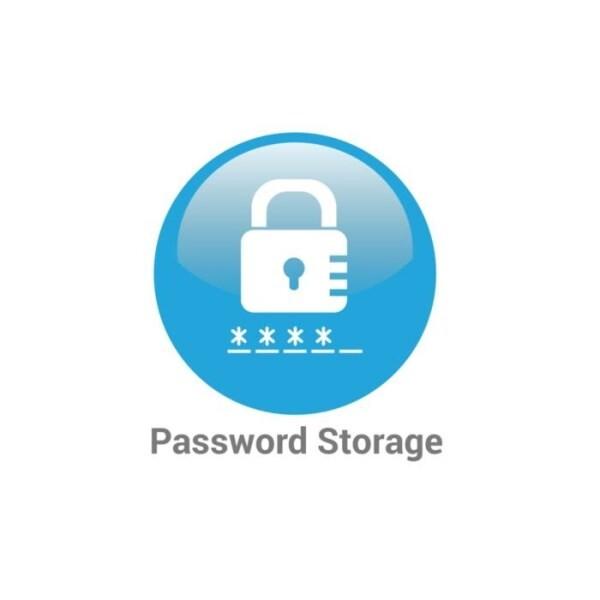 LOGO_Password Storage: Sicherer Zugriff sensibler Passwörter