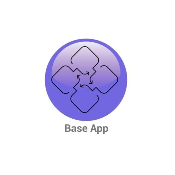 LOGO_Base App: Zentrales Management digitalisierter Geschäftsabläufe