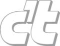 LOGO_c't - magazin für computer technik