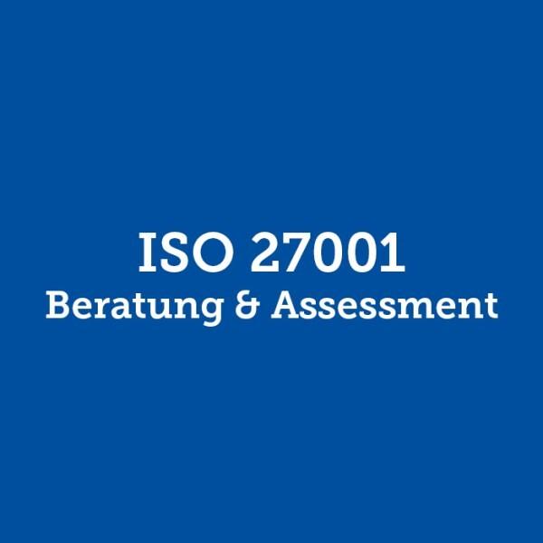 LOGO_ISO 27001 - Beratung & Assessment