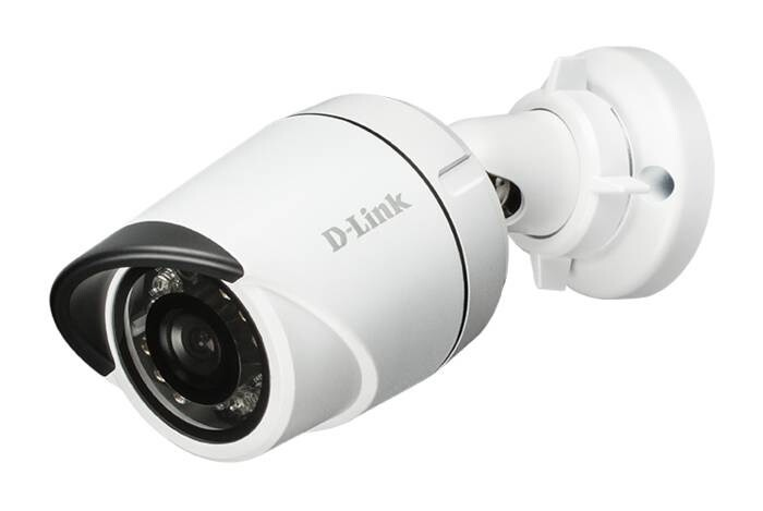 LOGO_PoE Mini Bullet Vigilance 3MP Outdoor Camera