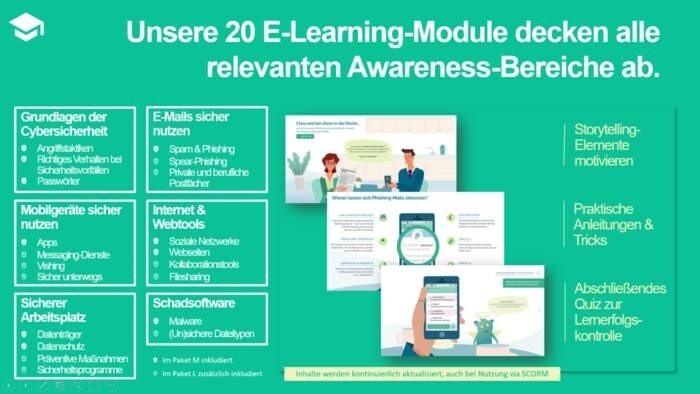 LOGO_SoSafe E-Learning – kurzweilig und innovativ Cyber-Security vermitteln