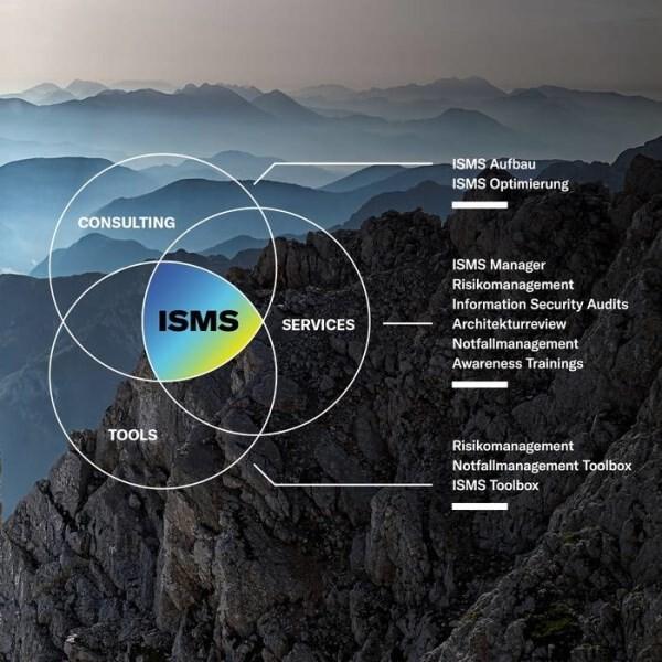 LOGO_ISMS Aufbau und Betrieb – Komplexität braucht Management