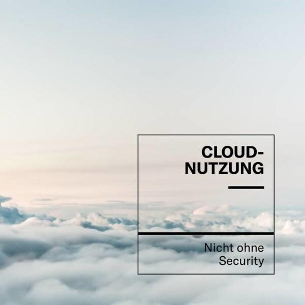 LOGO_Cloud Security Services – Der sichere Weg in die Cloud