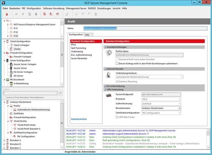 LOGO_NCP Secure Enterprise Management