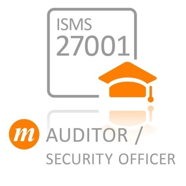 LOGO_Informationssicherheitsmanagement nach ISO 27001 - Schulung und Personenzertifizierung