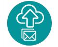 LOGO_Cloud Service: MailStore E-Mail-Archivierung