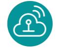 LOGO_Cloud Service: Aerohive WLAN-Management