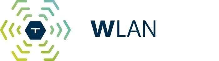 LOGO_WLAN -  Mit Höchstgeschwindigkeit