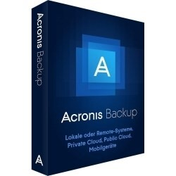 LOGO_Acronis Backup Virtual Host (v. 12) - Box-Pack - 1 physischer Host