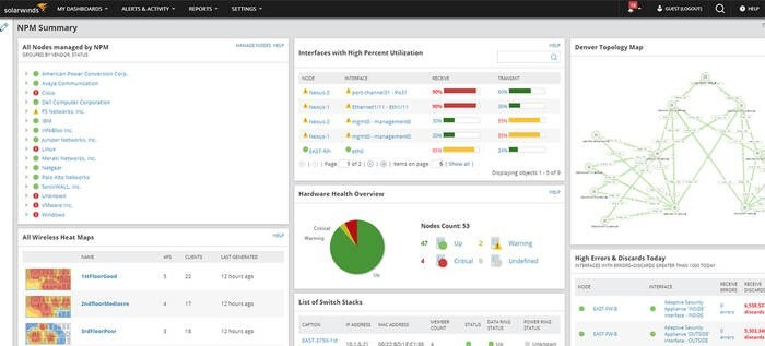 LOGO_Solarwinds Network Performance Manager