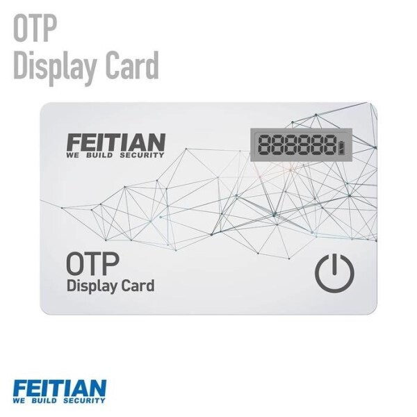 LOGO_OTP Display Card