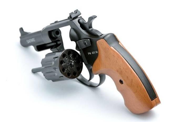 LOGO_Safari RF-431 revolver